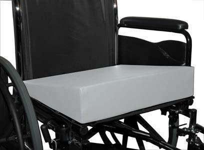 Anti Thrust Wheelchair Cushions Foam Anti Thrust Wedges
