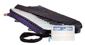 Alternating Pressure Air Mattress ventilated bladders Power Pro Elite®